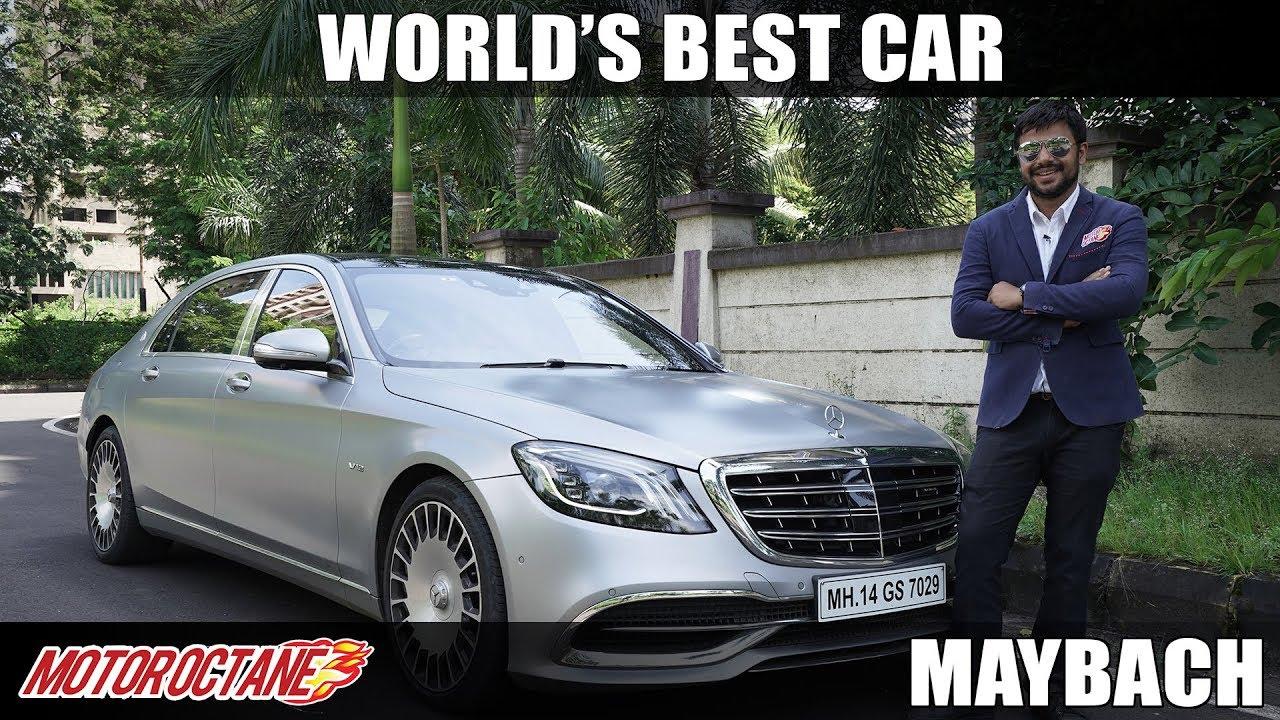 Motoroctane Youtube Video - Mercedes Maybach - Best Car in the World? | Hindi | MotorOctane