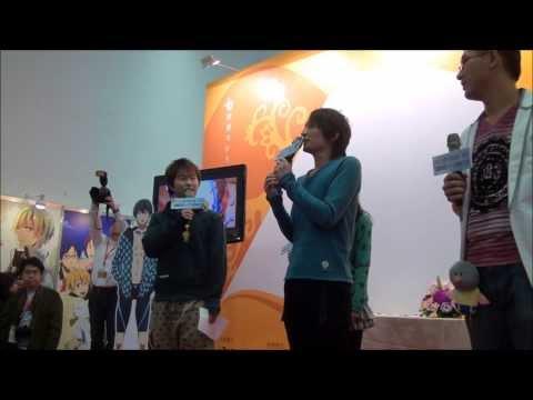 【声優動画】台湾で熱烈な歓迎を受ける島崎信長&代永翼wwwwww【音量注意】