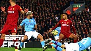 Ref's reason why Man City didn't get a handball vs. Liverpool was garbage - Steve Nicol   ESPN FC