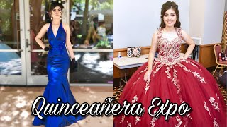 The Girls Modeling For Quinceañera Magazine Expo!!!