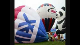 preview picture of video 'Hot Air Balloon Festival in Gatineau  - Time Lapse'