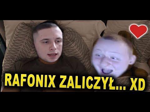 RAFONIX ZALICZYŁ w SYPIALNI / Adamz, GURAL | TED PARODIA