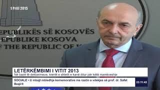 RTK3 Lajmet e orës 23:00 26.02.2020