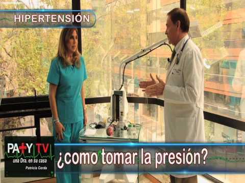 Presión arterial baja que ayude