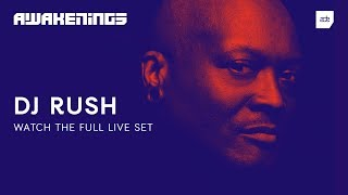 DJ Rush - Live @ Awakenings ADE Hard Opening Night 2018