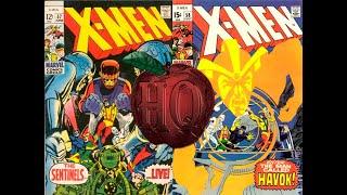 X-Men Capítulo 84 A: X-Men #57