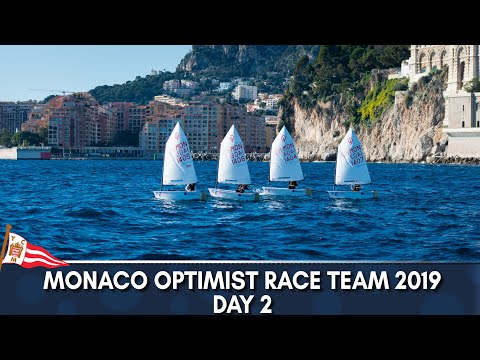 Monaco Optimit Team Race 2019 - Day 2