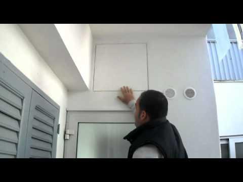 Sportello Raso Muro Ammortizzato.mp4