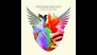 spandau ballet- only when you leave-remake 2009