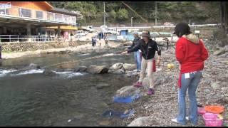 秋川国際マス釣場のイメージ