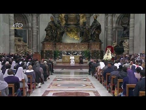 Prière du Pape François pour la paix au Soudan du Sud et en République démocratique du Congo