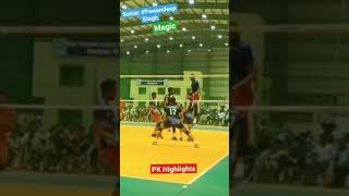 Amazing   setter skill||volleyball setter dump||Mind blowing point