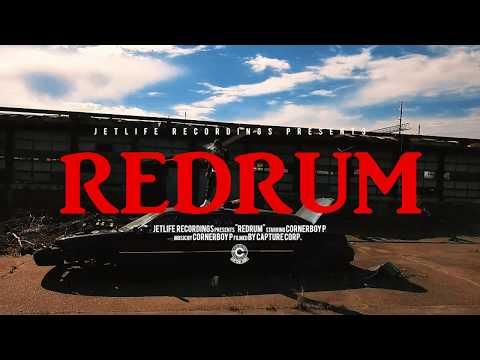 Corner Boy P - RedRum [Official Video]