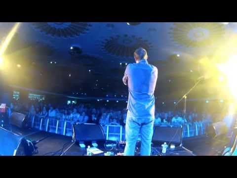 On Stage with Asa Broomhall - GoPro Hero2
