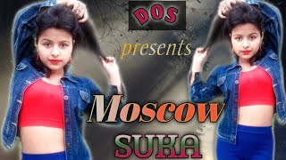Moscow Suka - Yo Yo Honey Singh Ft. Neha Kakkar Dance Cover| Dance On Spot| Avinanda Biswas|#Moscow