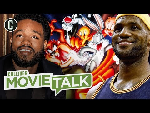 fcadcd3fee2122 Black Panther s Ryan Coogler Teams with Lebron James to Produce Space Jam 2  - Movie Talk