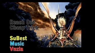 Reach Out - Cheap Trick [Lyrics Ingles/Español]