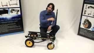 "RocknRoller Multi-Cart R12RT ""All Terrain"" Product Overview"