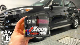 Soft99 FUSSO COAT : Is This The Most Durable Paste Wax?  NEW FORMULA !!