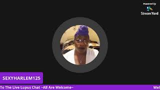 Live Lupus Chat~All Are Welcome