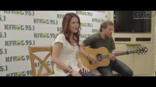 "Katie Armiger - ""Best Song Ever"" (Live at KFROG)"