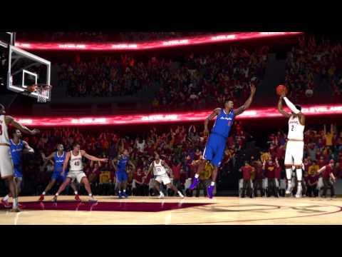 Видео № 0 из игры NBA Live 14 (Б/У) [PS4]