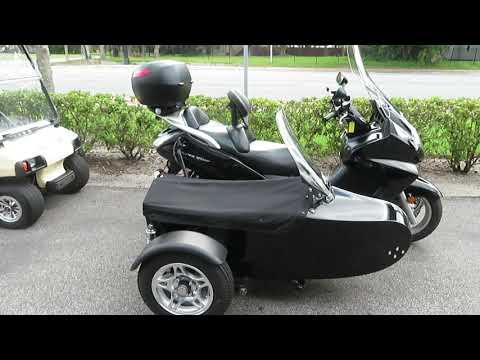 2013 Honda Silver Wing® in Sanford, Florida - Video 1