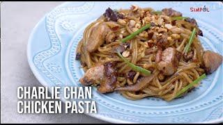 Charlie Chan Chicken Pasta, SIMPOL!