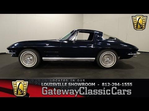 Video of '64 Corvette - KM6P
