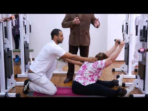 Kniearthrose des ersten zweitgradigen Behandlungs