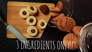 condensed milk peanut butter cookie recipe