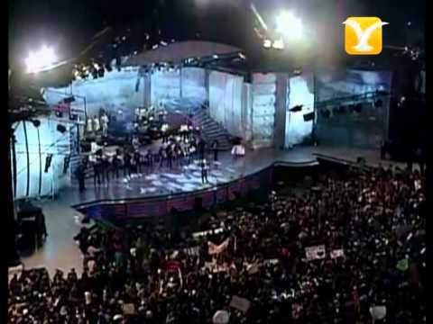 Juan Gabriel, Caray - Esta Noche Voy a Verla - No Me Trates Mal, Festival de Viña 1997