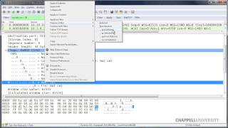 preview picture of video 'Wireshark Tip 25: Find TCP Connections with Limited Options'