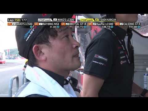 スーパーGT第5戦富士500マイルレース レース実況動画 PART21