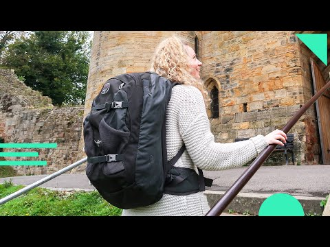 Osprey Farpoint 40 Backpack Review – 1 Year Test | Popular Travel Pack | Women's & Men's Perspective