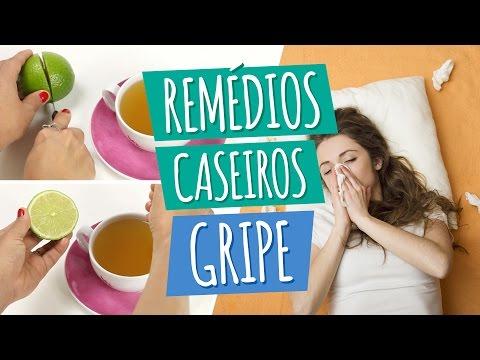 Imagem ilustrativa do vídeo: Remédio Caseiro para Gripe