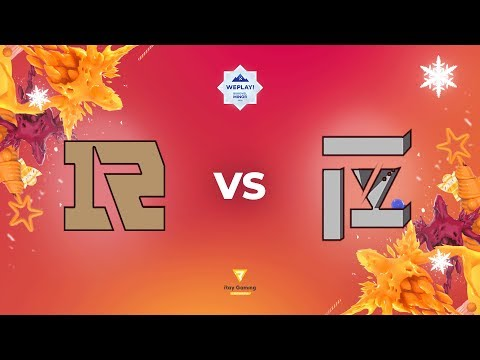 Royal Never Give Up vs Look For Smile - Map1 | En-VODs | WePlay! Bukovel Minor | Qualifiers