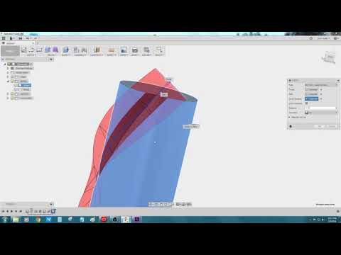 Download Modeling A Knurling On Autodesk Fusion 360 Video 3GP Mp4