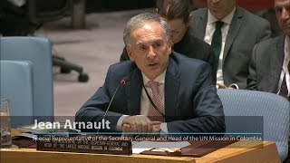 """UN envoy lauds """"solid assets"""" in Colombian peace process"""
