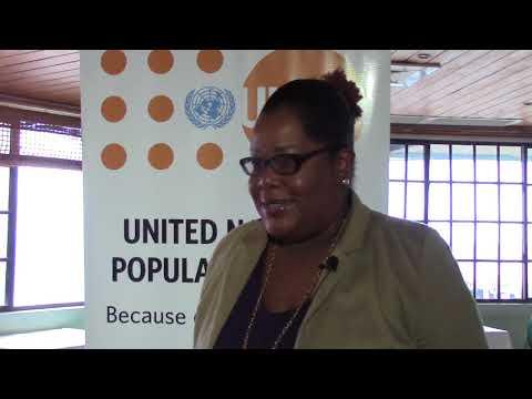DOMINICA: Dr Lynora Fevrier Drigo applauds SOP integration in GBV fight