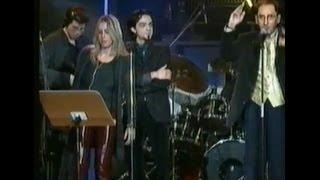 Franco Battiato - IL BALLO DEL POTERE  live @ 105 Night Express 1998 (5/8)