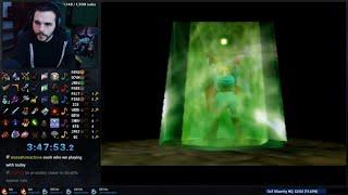 Ocarina of Time Multi World Randomizer - Ice Trap Onslaught