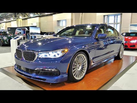 2018 BMW ALPINA B7 Sports Car POV Review