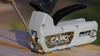 Aerfast Camo deck fastening 2017