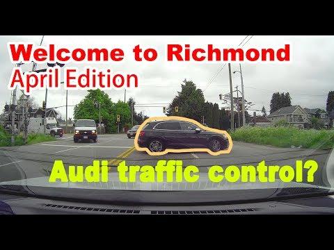 Welcome to Richmond - April 2018 (видео)
