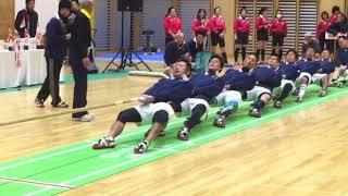 福井県綱引き選手権大会です