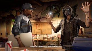 Watch Dogs 2 09/22/2016