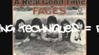 Breakbeat - Faces - Rear Wheel Skid - Drum Break