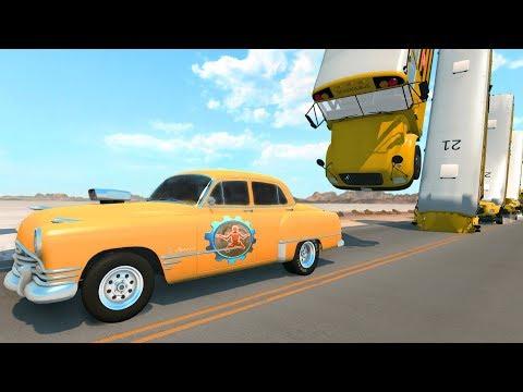 BUS RIOT! #3 - Beamng Drive