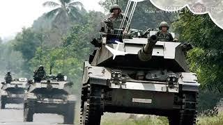 กองทัพบกไทย vs กองทัพบก กัมพูชา(2018)